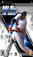 MLB '06 The Show - Playstation video game looks pretty sweet!